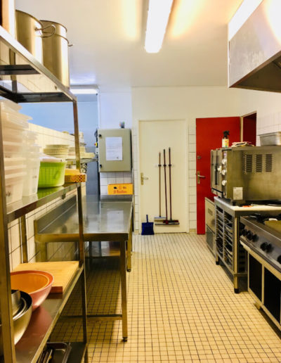 Cuisine partagée sud gironde, cuisine collective et associative à Pompéjac sud gironde